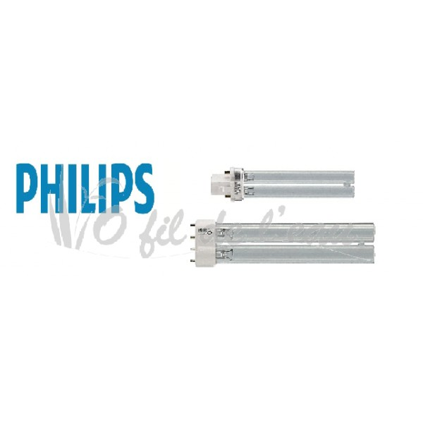 Lampe  uvc type  PL Philips