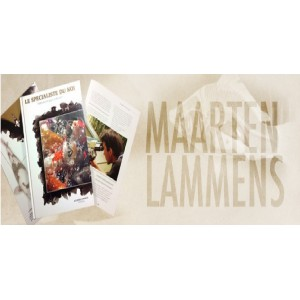 Le spécialiste du koi, Maarten Lammens