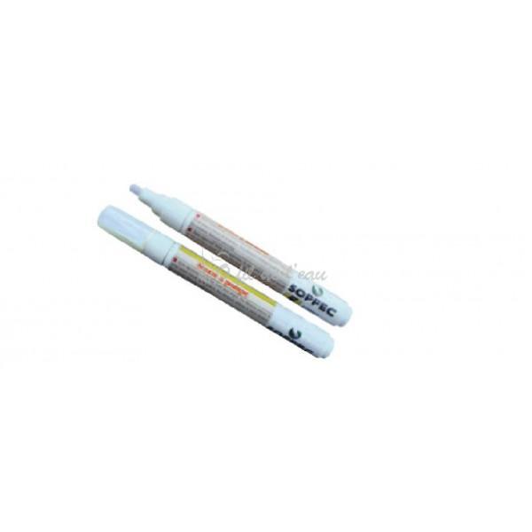 Marqueur blanc pour bache epdm o fil de l 39 eau for Bache epdm pas chere