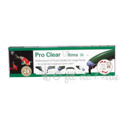 UV TMC pro clear Ultra 30 WATT