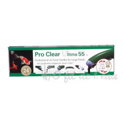 UV TMC pro clear  Ultra 55 WATT