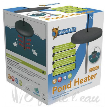 Chauffage  Pond Heater Superfish