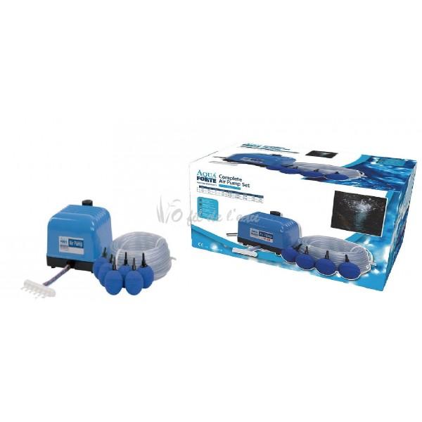Pompe à air aquaforte v60 set