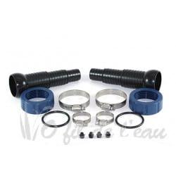 """Set accessoires Aquamax Eco 1"""" à 1"""" 1/2"""