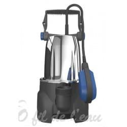 ProMax MudDrain 14000 ( Pompe vide-cave pour eau sale )