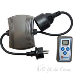 Télécommande et variateur pour pompe Pond Eco RC superfish