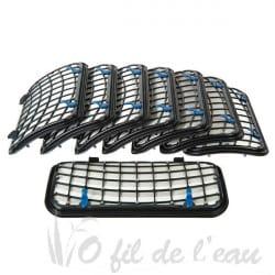 Kit tamis tambour compact et biotec 80000 60 Micron