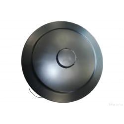 Couvercle noir pour distributeur koi pro fish feeder