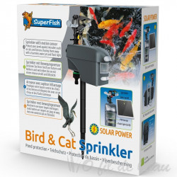 Bird Cat Sprinkler