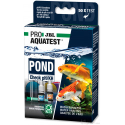 JBL PROAQUATEST POND Check pH/KH
