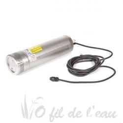 Pompe de rinçage 6 bar - 6,35 m câble