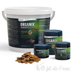 ORGANIX Veggie Tabs