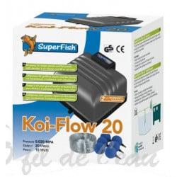 Koi Flow 20 set Superfish