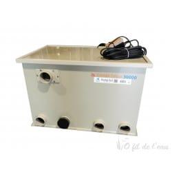 Filtre tambour koi Pro Combi Drum 30000 pompage